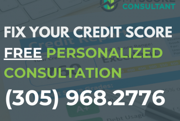 MIAMI + BROWARD:.CREDIT REPAIR SERVICE – BAD CREDIT CLEAN UP SERVICE