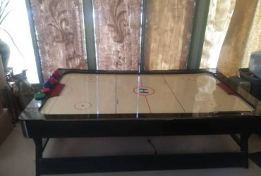 Air Hockey/Pool Table (Hudson)
