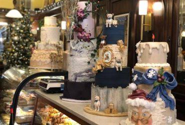 Cake Decorator at Conti's Pastry Shoppe (bronx)