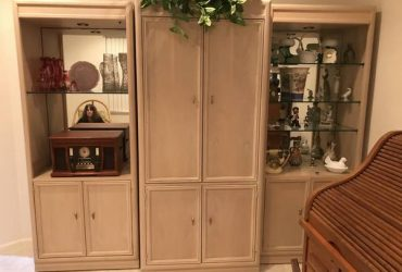 FREE WALL UNIT and Tv (DELRAY BEACH)