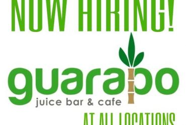 RESTAURANT FOH/BOH – GUARAPO CAFÉ (North Miami)