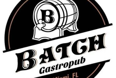 Batch Gastropub-Hiring Bartenders, Servers, Hosts, Bussers, Cooks (Brickell – Miami)