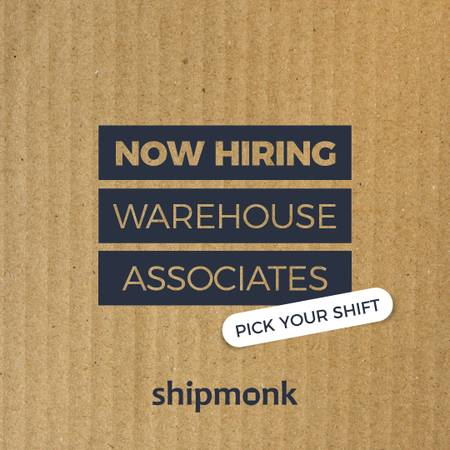 Warehouse Workers Needed ASAP! Up to $16.50/hour (Fort Lauderdale, FL)