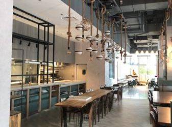 Nuevo restaurante en busca de corredores y viajeros de comida (Weehawken, Nueva Jersey)