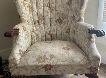 Wingback Chair (Orlando)