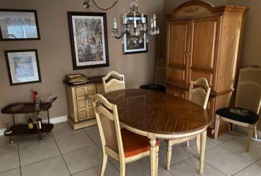Wooden Armoire (Boca Raton)