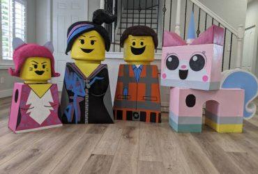 FREE Halloween Costumes (Jupiter)