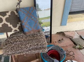 Full Length Mirror, Rugs, and Dishes (Kissimmee)