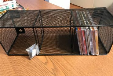 CD/DVD Rack (Palm Harbor)