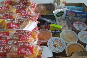 Free new food no holds pick up now (Pompano Beach)