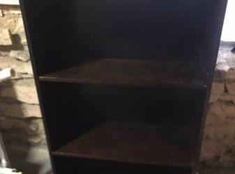 Black Bookcases (Bronxville)