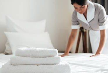 Limpeza de hotel (Hotel Housekeeping) (Singer Island)