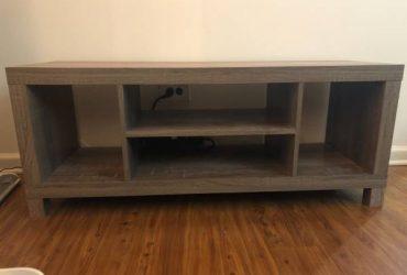 Media Console and Desk (NY)