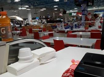 Food Court fast food helper (Pompano beach)
