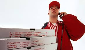 DELIVERY DRIVER FOR BUSY PIZZERIA (St. Cloud)