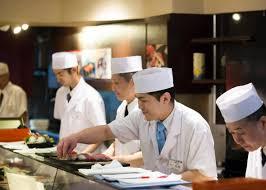 Sushi Chef, sushi helper (Metrowest)