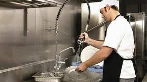 Dishwasher/cook (Miami Beach)