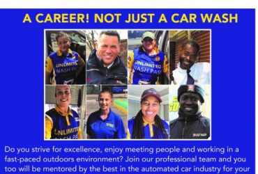 Car Wash Manager in Training (Bedford Hills)