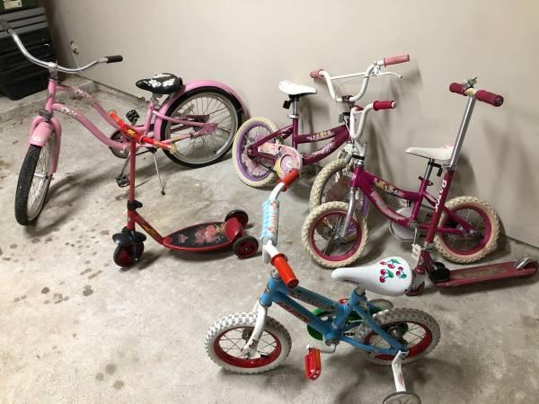 FREE Bicycle, Bike, Tricycle, Razor, Scooter (Houston, TX)