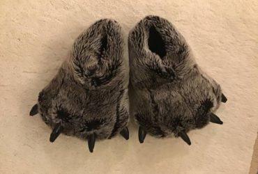 Slippers size 2-3 (Sunrise Welleby)
