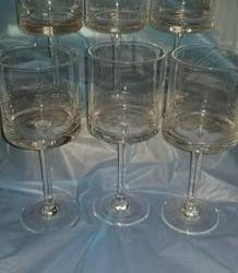 Wine glasses (Brooklyn)