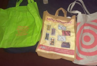 Free shopping bags free pick up asap (BRONX)