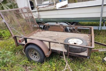 FREE TRAILER (Pearland)