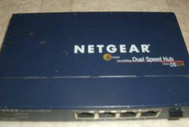Netgear Dual Speed Hub (West Houston)
