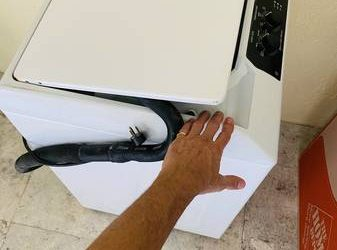 Free GE Spacemaker Washer (Miami Beach, South Beach)