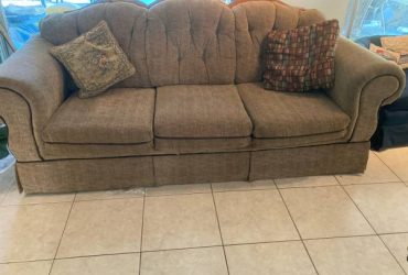 Free Comfortable Couch (Tampa)