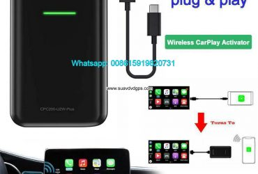 Car OEM Original Wired CarPlay To Wireless Apple Carplay