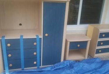 Kids bed room furniture (Coral springs)