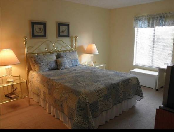Bed Frame Set with Side Tables (Sanford)