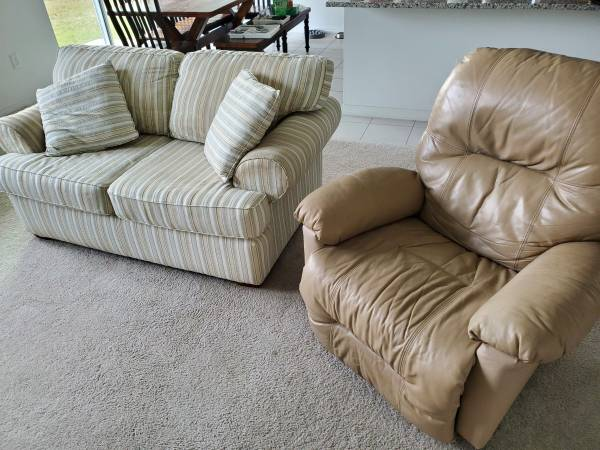 Free Couch, Love seat, & Recliner (Wesley Chapel)