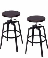 4 Bar height stools (Broad channel)