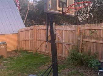 Basketball Hoop-Free (Clermont)