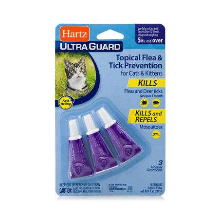 FREE Hartz® UltraGuard® Topical Flea and Tick Prevention for Cats (Downtown Fort Lauderdale)
