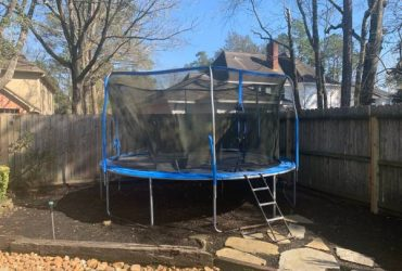 Free Trampoline (The Woodlands)