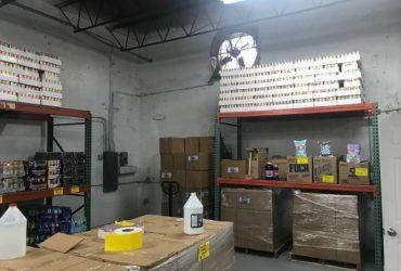 Free soda, drinks Warehouse clearing (Hialeah)