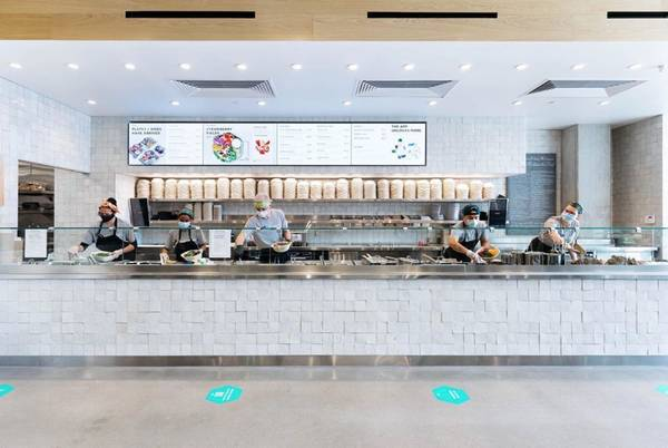Shift Supervisor, Kitchen Captain ◉ NOW HIRING ◉ sweetgreen (NEW LOCATION – Wynwood)