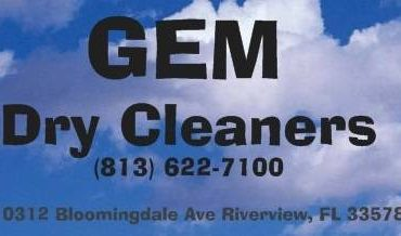 DRY CLEANER – FRONT COUNTER am & pm shifts (Riverview)