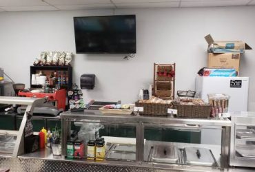 Run your own Business!! Fully Equipped Deli Kitchen Available 4 Lease! (Pompano Beach)