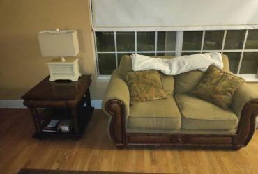 Free living room furniture (Hudson)