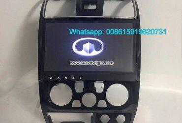 Great Wall Wingle 5 Car stereo radio android GPS navigation camera