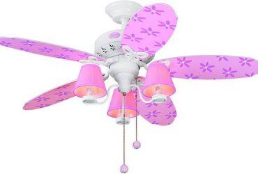 Free Girl's Ceiling Fan (Saint Cloud)
