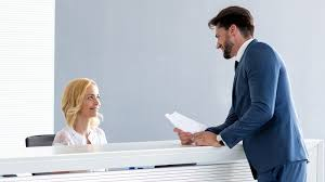 RECEPTIONIST FOR USED CAR DEALERSHIP
