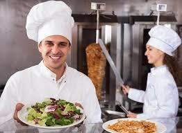 Sautee cook / pasta cook (WINTER GARDEN)