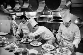 Cocinero full time