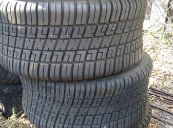 Golf Cart Tires Sizes Listed Below (Lake Worth)