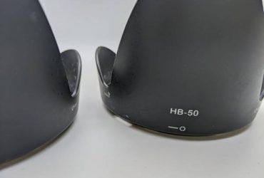 Nikon HB-50 Lens Hoods for 28-300mm Nilkor (Fort Lauderdale)